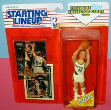 1993 DETLEF SCHREMPF Indiana Pacers Rookie - FREE s/h - sole starting lineup