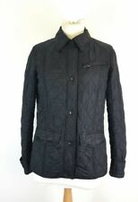 Barbour Ladies Black Quilted Lightweight Jacket UK 10