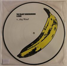 Velvet underground Andy Warhol (Picture disc Neuf)