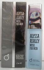 Dopobarba-After Shave Lotion ALYSSA ASHLEY MUSK FOR MEN 100 ML OFFERTAAAAA