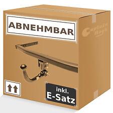Anhängerkupplung abnehmbar RENAULT MEGANE II GRAND TOUR 03-2009+E-SATZ 13-polig