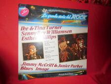 IKE & TINA TURNER BLUES IMAGE  LP ITALY 1981 MINT- La grande storia del ROCK