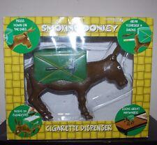 Smoking Donkey Cigarette Dispenser Case Funny Prank Joke Gag Gift Democratic