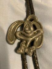 Rare Htf Disney Amblin Roger Rabbit Bolo Tie