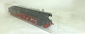 25 Piece 300x55x40mm Locomotive Package Klarfalt Box Transparent Box 1:87 H0 Å
