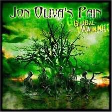 JON OLIVA'S PAIN Global Warning LTD.CD Digipack 2008 SAVATAGE