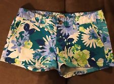 Mossimo Floral Shorts Size 7