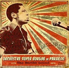 ORCHESTRE SUPER BORGOU DE PARAKOU - THE BARIBA SOUND 1970-1976 (NEW LP VINYL)