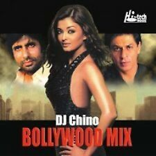 DJ CHINO - NEW BOLLYWOOD MIX SOUND TRACK CD SONGS - FREE UK POST