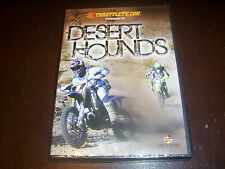DESERT HOUNDS Off-Road ThrottleTV.com Extreme Motocross Cycle DVD NEW & SEALED
