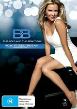 The Bold And The Beautiful - How It All Began : Collection 1 (DVD, 2012, 3-Disc Set)