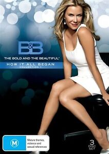 The Bold And The Beautiful - How It All Began : Collection 1 (DVD, 2012,...