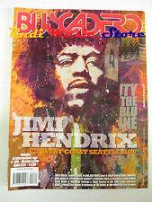rivista BUSCADERO 329/2010 Jimi Hendrix Springsteen Solomon Burke Morrison No cd