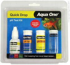 Aqua One A1-92000 Quick Drop pH Test Kit Range 6 to 7.8 with Adjusting Salts