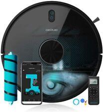 Cecotec Robot Aspirador Conga 5090 App 5 Mapas WiFi Alexa y Google Assistant