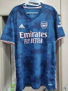 Arsenal Adult 20/21 Third Shirt - XL - WORN ONCE