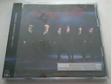 U-KISS Single Kissing to Feel CD+DVD First Japan Press Limited Edition K-POP