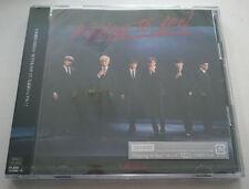 U-KISS Single Kissing to Feel CD+DVD First Japan Press Limited Edition K-POP
