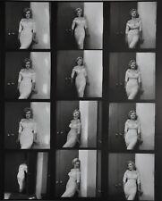 Philippe Halsman Kunstdruck Photo Art Marilyn Monroe Hollywood California 1952