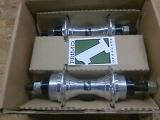 PRIMO BMX MX Sealed Bearing 36 Hubs Silver High End Hubs Last Two Sets!!!!!