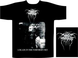 DARKTHRONE - A Blaze in the Northern Sky T-Shirt