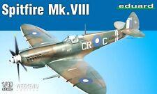 Eduard Weekend Edition 1:48 Spitfire Mk.VIII Aircraft Model Kit