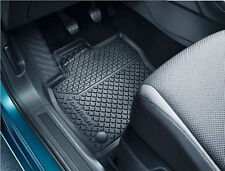 ORIGINAL VW Fussmatten Matten Gummi Allwetter 4teilig VW Touran 5QB061500 82V