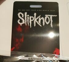 Ticket Slipknot + Behemoth Copenhagen 20.02.20 Royal Arena