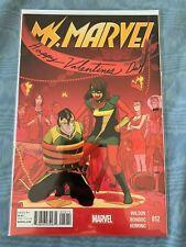 Ms. Marvel 12 High Grade Comic Book ML1 - 127