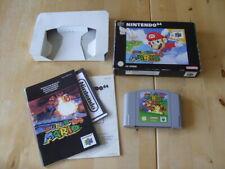 Genuine/Official Nintendo 64 / N64 Game - SUPER MARIO 64 - BOXED