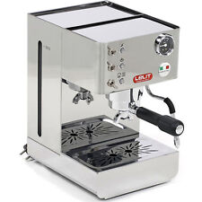 Espressomaschine, italienischer Siebträger, Anna, Cappuccino Lelit PL41 LEM