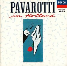 PAVAROTTI : IN HOLLAND / CD - TOP-ZUSTAND