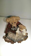 "Boyds Bears & Friends ""Ted & Teddy"" Style #2223, Edition/pc# 34E/1128, © 1993"