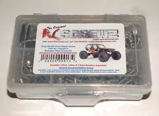 AXIAL RACING WRAITH ROCK RACE RC SCREWZ SCREW KIT STAINLESS STEEL AXI013