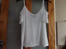 strap top t-shirt loose top