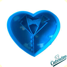 Cortador de Galleta Ocasiones Especiales Novio cookie cutter galleta Cuticuter