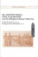 Civil War Billinghurst Volley Gun Reference Civil War Weapons