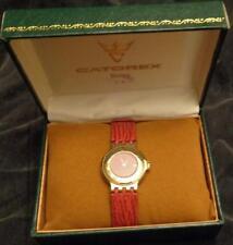 GENTLY USED Catorex Swiss Movement Ladies Wristwatch - VGC - BEAUTIFUL  WATCH