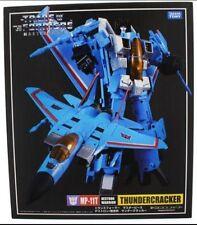 Transformers TAKARA MP11T MP-11T Thundercrackerin Action Figures