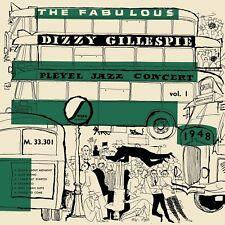 Dizzy Gillespie-Pleyel Jazz Concert 1948 vol.1 VINILE LP NUOVO