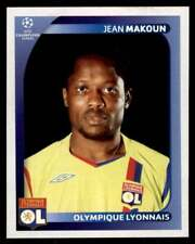 Panini Champions League 2008-2009 - Olympique Lyonnais Jean Makoun No.357