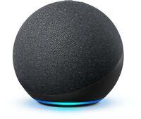 Amazon Echo Dot (4th Gen) Smart speaker with Alexa - Charcoal - BRAND NEW!!!
