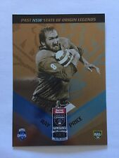 2010 NRL Past NSW State Of Origin Legends Football Card #202 Ray Price