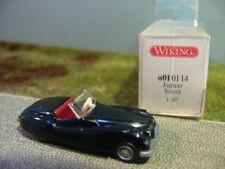 1/87 Wiking Jaguar Sport Cabrio schwarz 801 01 B