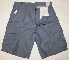 Polo Ralph Lauren Mens Blueberry Utility Canvas Cargo Shorts NWT $89 Waist 42