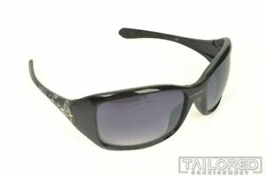OAKLEY Raul Fringe Black White Arm Womens Luxury Sunglasses