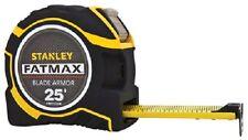 "Stanley Fatmax, 25' x 1-1/4"", Auto Lock Measuring Tape"