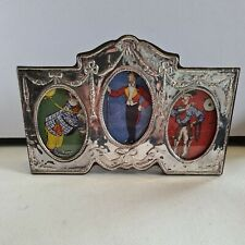 More details for vintage trio sterling silver photo frame birmingham ray hall 1997 7.5/5 inches