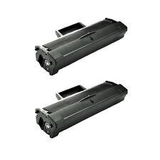 2PK MLT-D101S Toner Cartridge Compatible for Samsung SCX-3405FW ML-2160 Printer