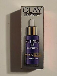 Olay Regenerist Retinol 24 NIGHT Serum MAX B3 Fragrance-Free 40 ml (1.3 oz)